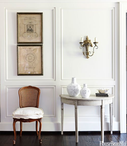 White and Antiques