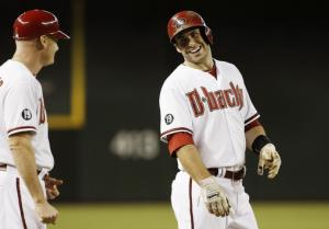 McCarthy, Goldschmidt lift DBacks over Padres 6-1