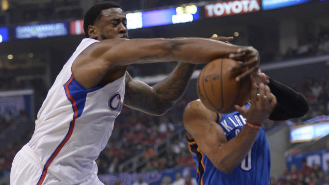 NBA: Playoffs-Oklahoma City Thunder at Los Angeles Clippers