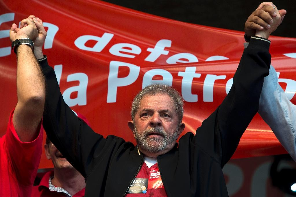 Lula denies peddling influence to aid building firm