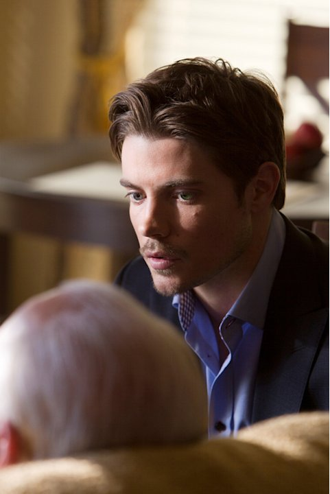 "Josh Henderson stars as John Ross Ewing in ""Dallas."""
