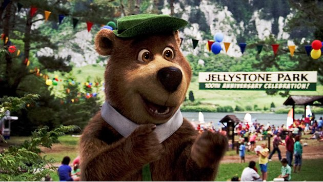 Yogi Bear Warner Bros Pictures 2010