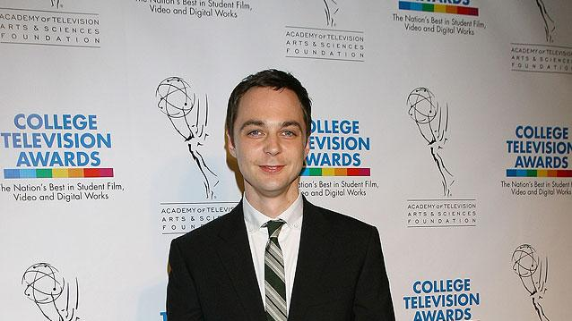 Jim Parsons arrives at The Academy of Television Arts & Sciences 30th College Television Awards held at the Culver Studios on March 21, 2009 in Culver City, California.