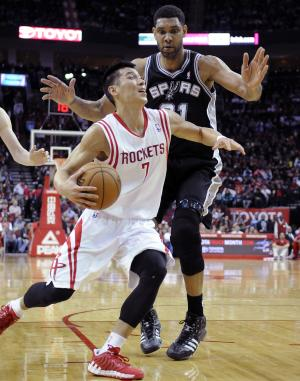 Rockets rest Harden, Lin, Parsons for finale