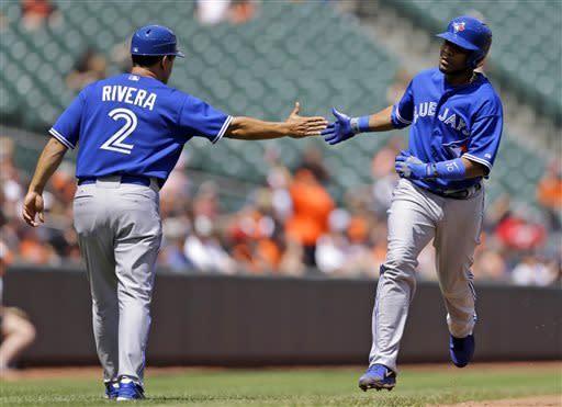 Blue Jays beat Orioles 6-5 in 11 innings