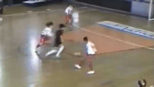 Philippe Coutinho honed skills on futsal courts of Brazil