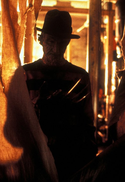 A Nightmare on Elm Street 1984 New Line Cinema Robert Englund