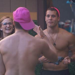 Big Brother - Placing the Blame on Zach - Live Feed Highlight