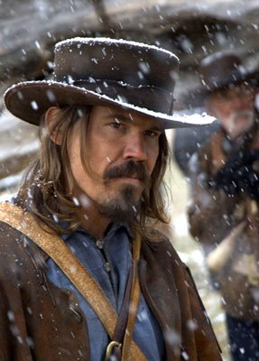 Josh Brolin TNT's Into the West