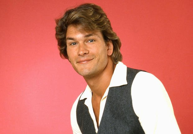 Fashion flash-back  Patrick Swayze