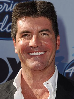 Simon Cowell American Idol Season Five Finale Arrivals Hollywood, CA - 5/24/06