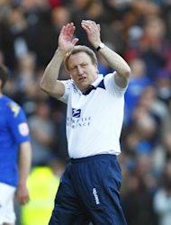 Neil Warnock is looking forward to a tough start to the season for Leeds
