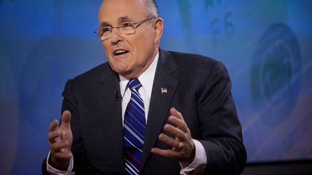Rudy Giuliani Becomes Pitchman For LifeLock