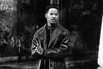 Jamie Foxx as Alvin Sanders in Warner Bros/Castle Rock's Bait
