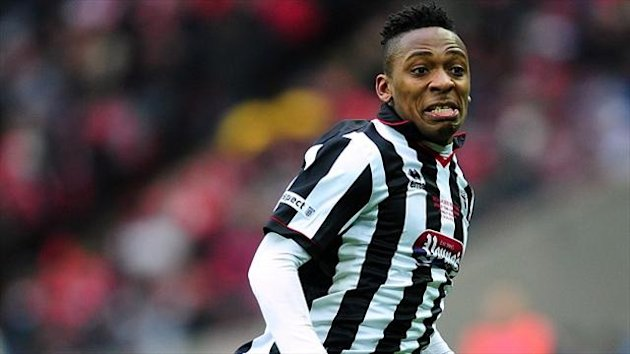 Aswad Thomas' cruel own goal dumped Grimsby out