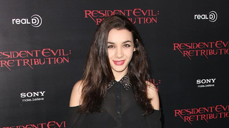 "Premiere Of Screen Gems' ""Resident Evil: Retribution"" - Arrivals"