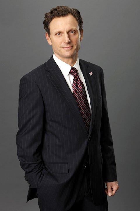 Tony Goldwyn stars as President Fitzgerald Grant in &quot;Scandal.&quot; 