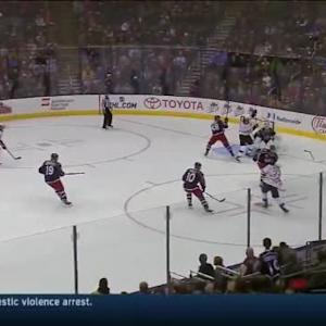 Sergei Bobrovsky Save on Loui Eriksson (04:03/OT)