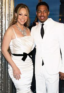 Mariah Carey and Nick Cannon | Photo Credits: Pascal Le Segretain/Getty Images