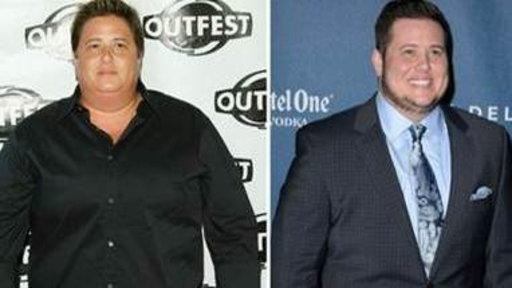 Chaz Bono Loses 60 Lbs., Still Dropping Weight