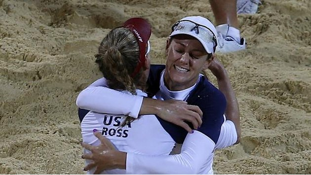 Beachvolleyball - US-Duo sichert sich World-Tour-Sieg