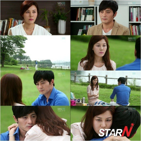 'Grace of Gentleman' Kim Ha-neul tells her feelings to Jang Dong-gun