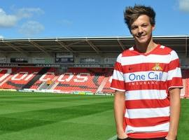 Louis Tomlinson 'Nervous' As Doncaster Rovers Debut Date Is Announced