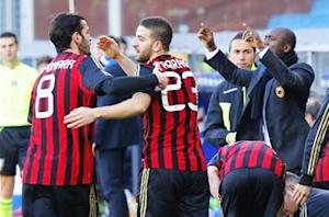 Clarence Seedorf: Taarabt thriving for Milan