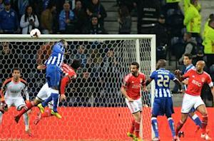 Benfica 3-1 Porto (Agg 3-2): Eagles keep quadruple bid on track with stormy semifinal success