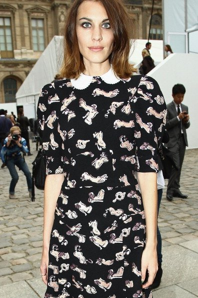 Alexa Chung - Wireimage