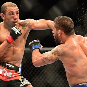 UFC 179: Chad Mendes and Jose Aldo Octagon Interview