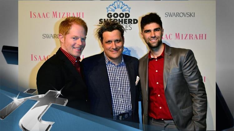 New York City Breaking News: Jesse Tyler Ferguson & Justin Mikita Tie The Knot In NYC!