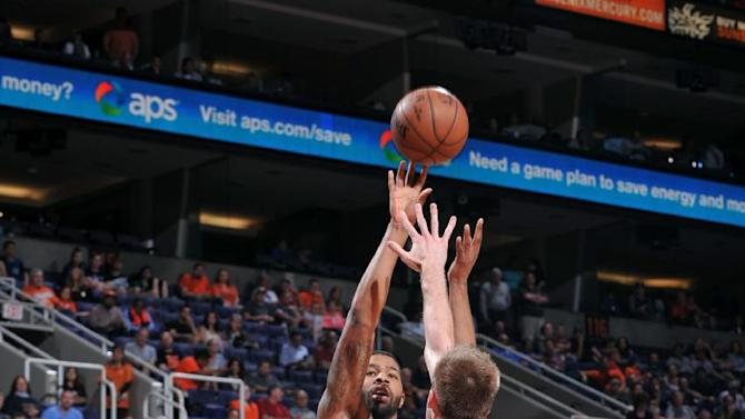 Markieff Morris leads Suns past Timberwolves, 106-97