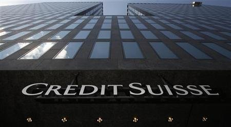 Credit Suisse counters Critics With $15.6 Billion Capital Plan [Reuters]