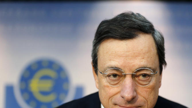 Text of statement by ECB President Mario Draghi