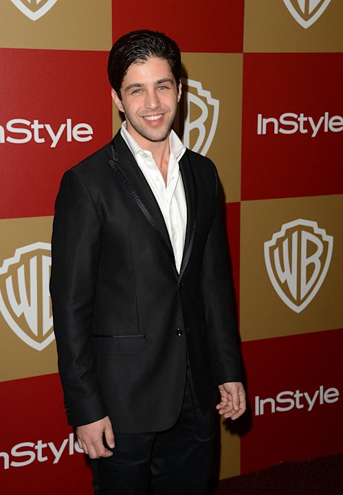 14th Annual Warner Bros. And InStyle Golden Globe Awards After Party - Arrivals: Josh Peck