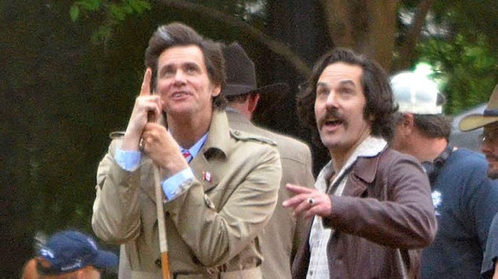 Jim Carrey, Paul Rudd
