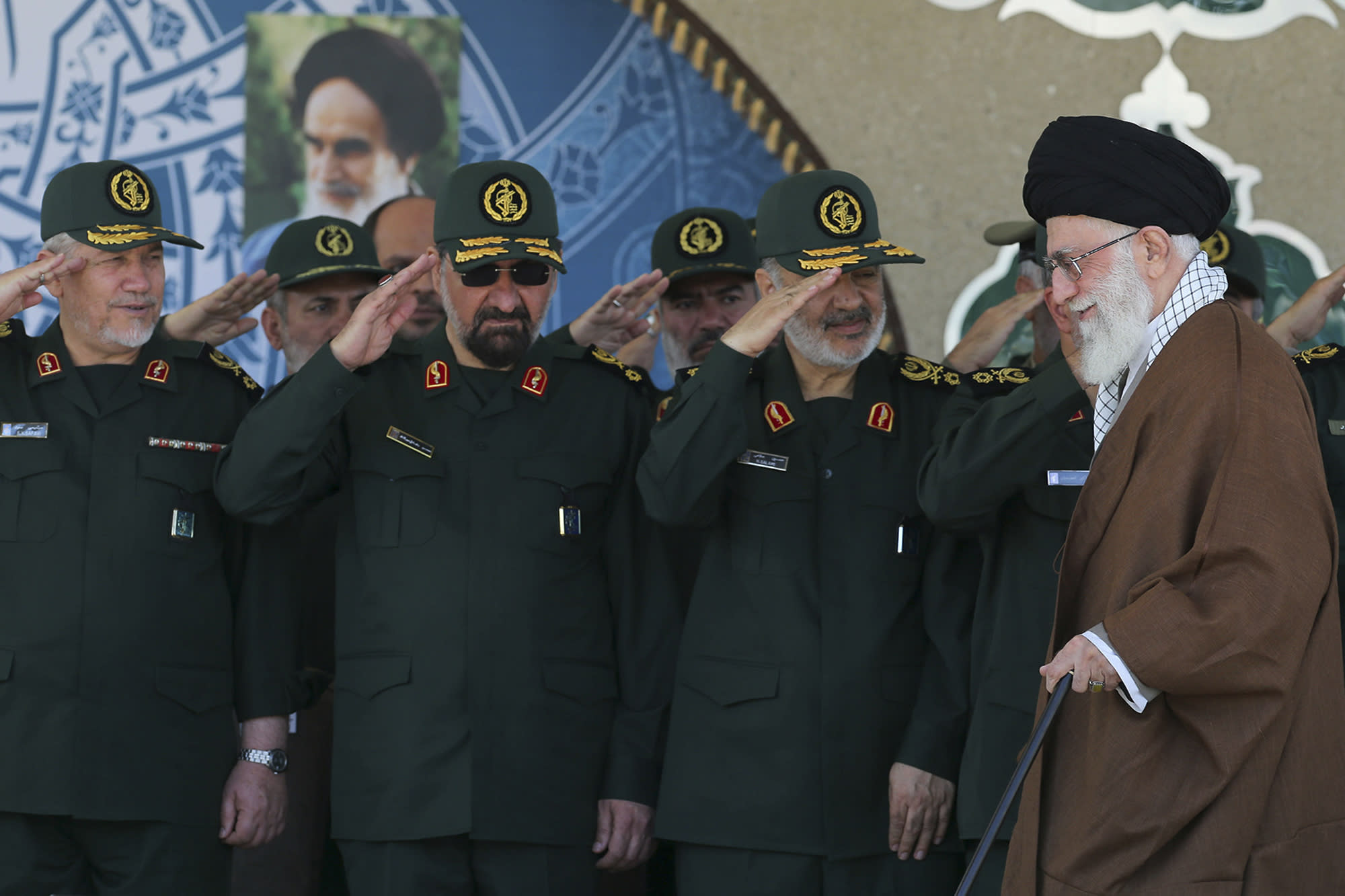 Iranian leader rejects probe of alleged nuke weapons work