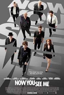 Poster of Now You See Me