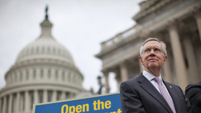 Poll: No heroes in shutdown, GOP gets most blame