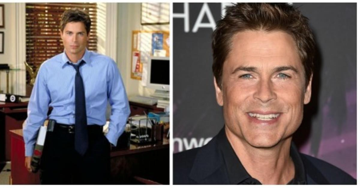 The Cast of 'The West Wing:' Then and Now