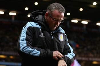 Paul Lambert insists he has Aston Villa owner Lerner's backing