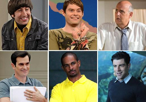Emmys 2013: The Supporting Comedy Actor Race in Review, Including Our 6 Dream Nominees