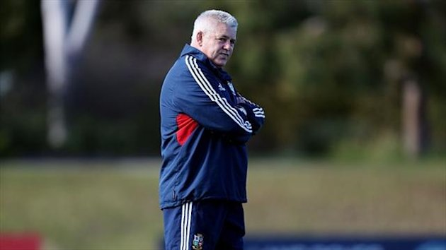 Warren Gatland's Lions can secure a Test series triumph if they win on Saturday