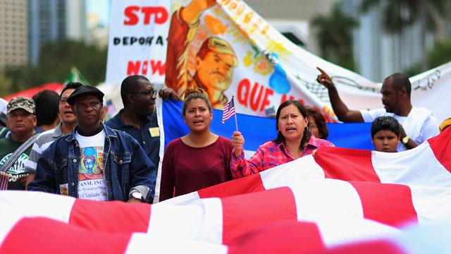 Will This Immigration Reform Rally Matter?