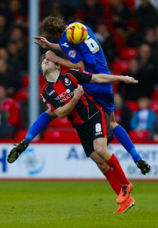 Soccer - Sky Bet Championship - AFC Bournemouth v Birmingham City - Goldsands Stadium