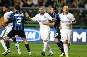 Atalanta 1-1 Inter: Nerazzurri held to a draw by Denis header