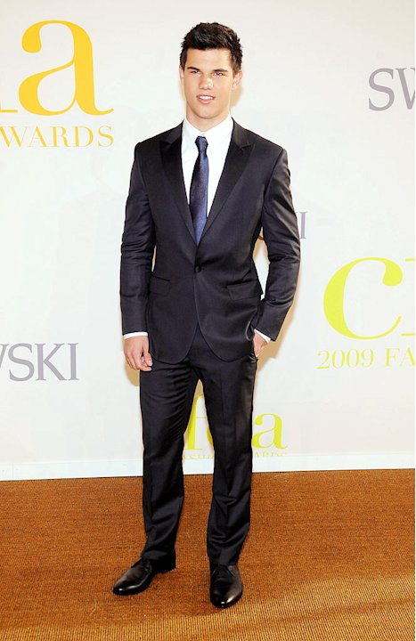 Lautner Taylor CFDA Awards