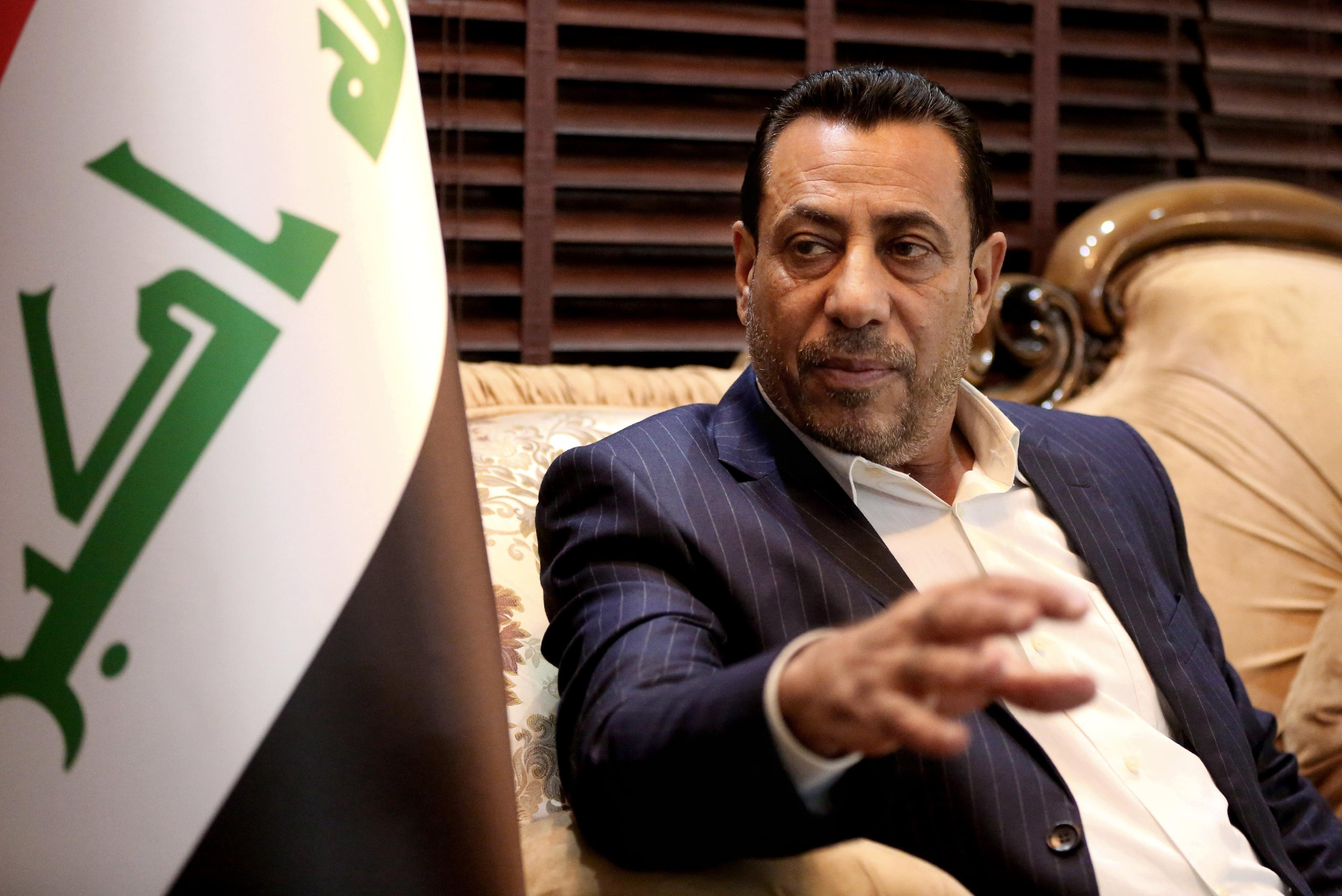 AP Interview: Iraq 'sleeper cells' fight Islamic State group
