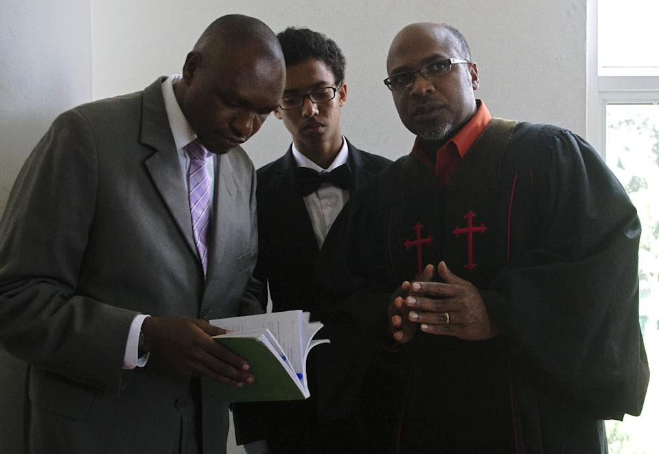 Uganda constitutional court annuls new anti-gay law